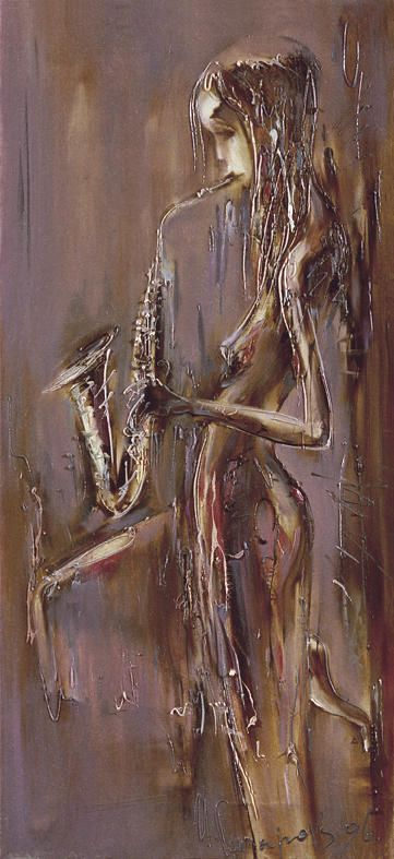 romantic sensual by by Igor Gontcharov