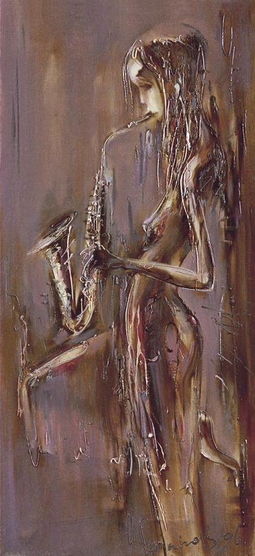 @PinFantasy - art-and-dream: romantic sensualby Igor Gontcharov