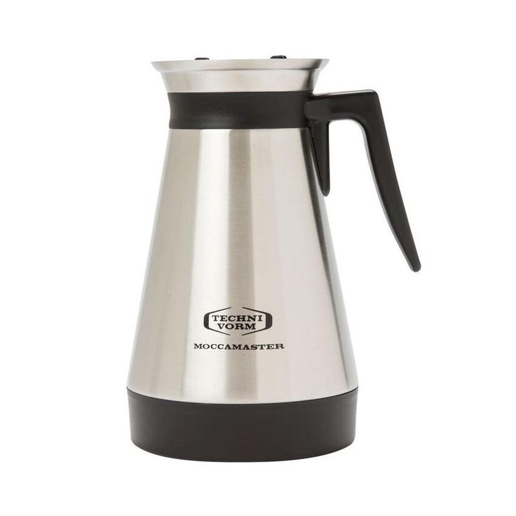 Thermal carafe complete with mixing and travel lids
