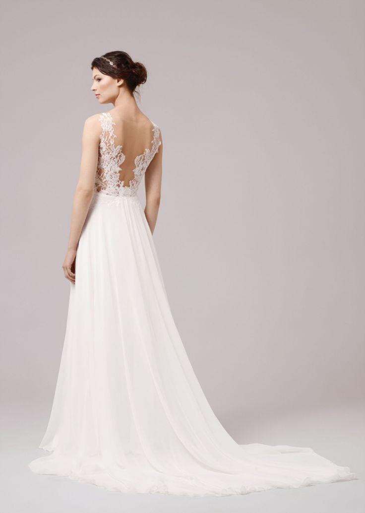 15 besten Kleid Hochzeit Bilder auf Pinterest | Hochzeitskleider ...