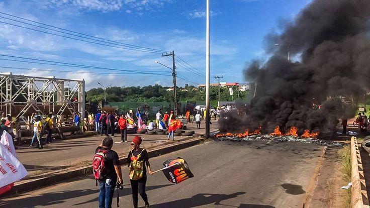Fonte: Greve geral de hoje é a batalha de Seattle brasileira e aponta nova perspectiva de luta – Blog do Rovai