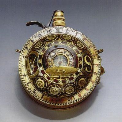 From the Beyer Watch and Clock Museum in Zurich.
