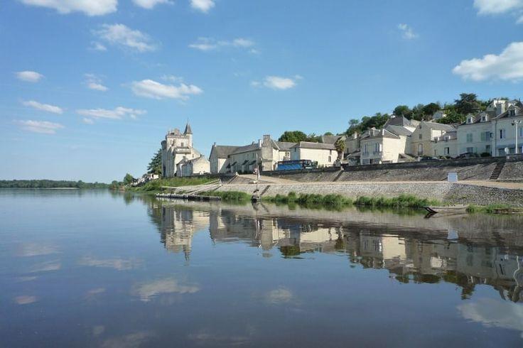 Candes-Saint-Martin : Touraine, entre vignobles et châteaux - Linternaute