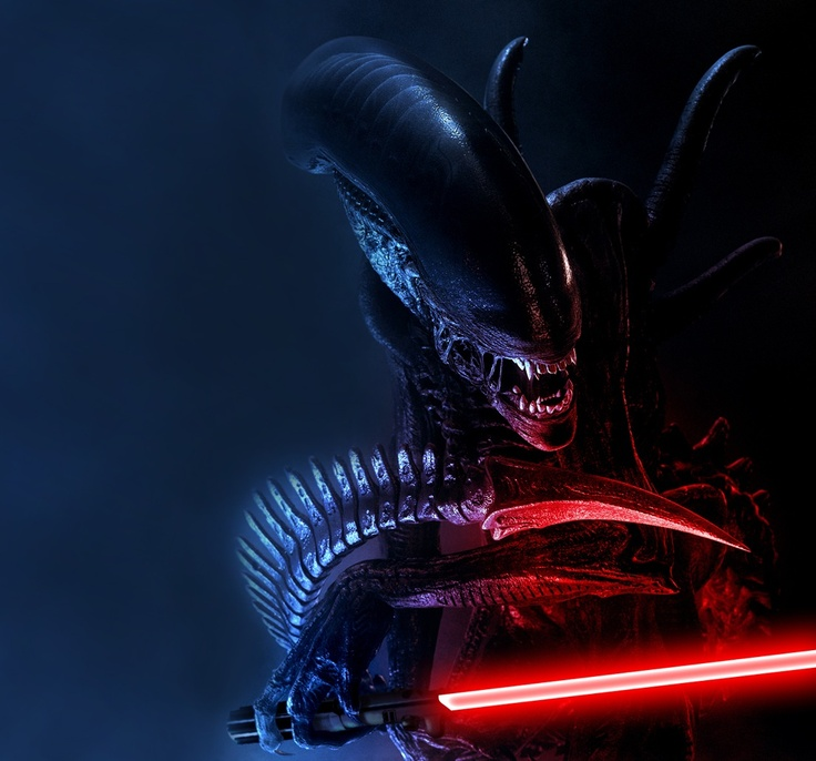 Sith alien????  Game over, indeed.........