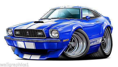 Ford Mustang Cobra 2 1976