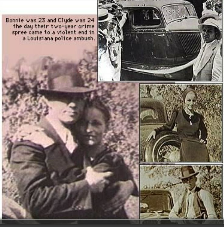 an introduction to bonnie and clyde But this charming introduction was in contrast to clyde's already shady lifestyle early days: bonnie parker with her first husband roy thornton (image: unknown) at 21 he had spent his teenage.
