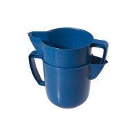 Maatcan/-beker, 2 liter per stuk
