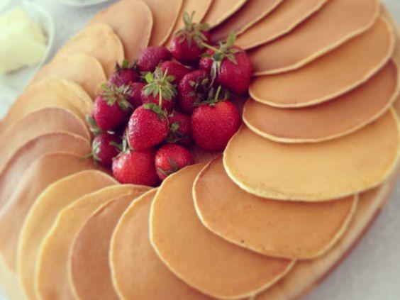 Daha önce kahvaltıda pankek denemiş miydiniz?