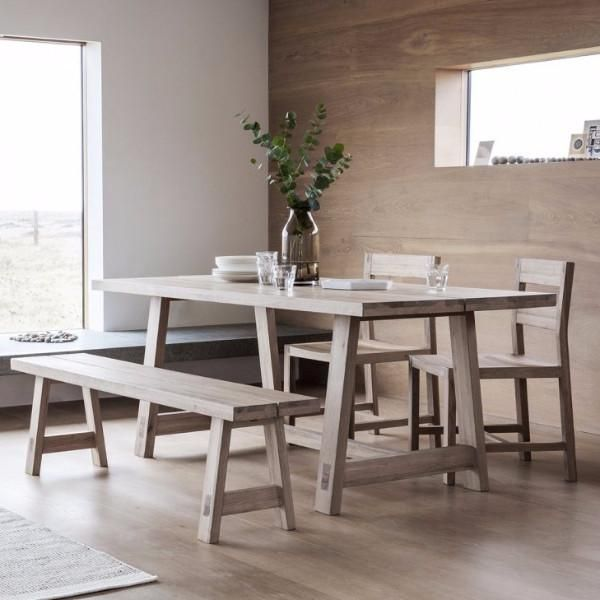 modish furniture. hudson living kielder oak furniture includes dining bedroom and room modish