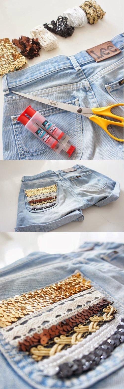 Βαρεθήκατε τα παλιά σας ρούχα ή δεν σας αρέσουν πια; Δώστε τους μια ακόμα ευκαιρία και μεταποιήστε τα..