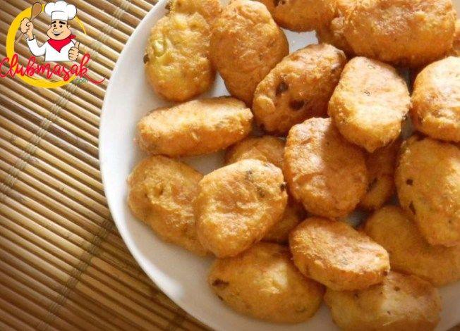 Perkedel Tahu Kornet Club Masak Makanan Masakan Resep Makanan