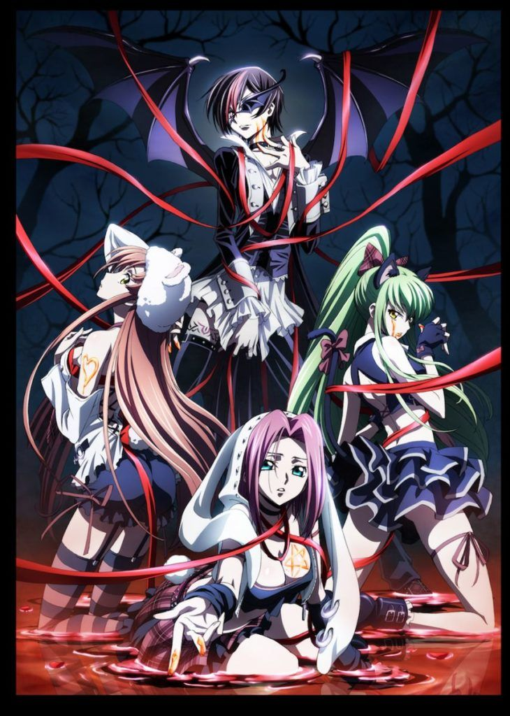 Code Geass Character Song Album to be Released in February | MANGA