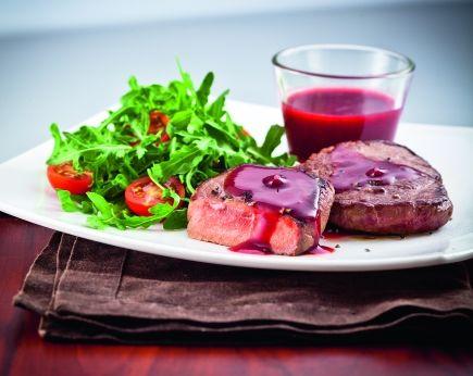 Брусничный соус - Рецепты брусничного соуса - Как правильно готовить