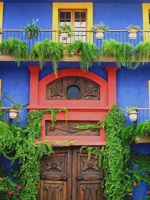 Monterrey, Nuevo Léon. México  Barrio Antiguo