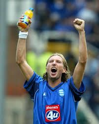 Birmingham city fc players past and present Robbie Savage you either love him or hate him #Amandaforeveraloe #Globaloptions
