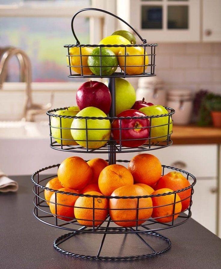 Organize Kitchen Counters: Best 25+ Kitchen Countertop Organization Ideas On Pinterest