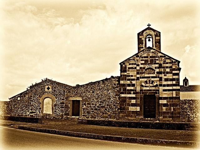 Ghilarza Chiesa di S. Palmerio  by fiammetta53, via Flickr