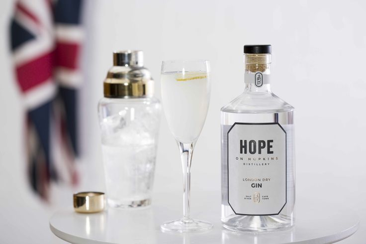 Gin anyone?  Tom Collins from Cape Town distillers, hope on Hopkins. Find them at the #SanlamHmC Fair in Joburg this weekend