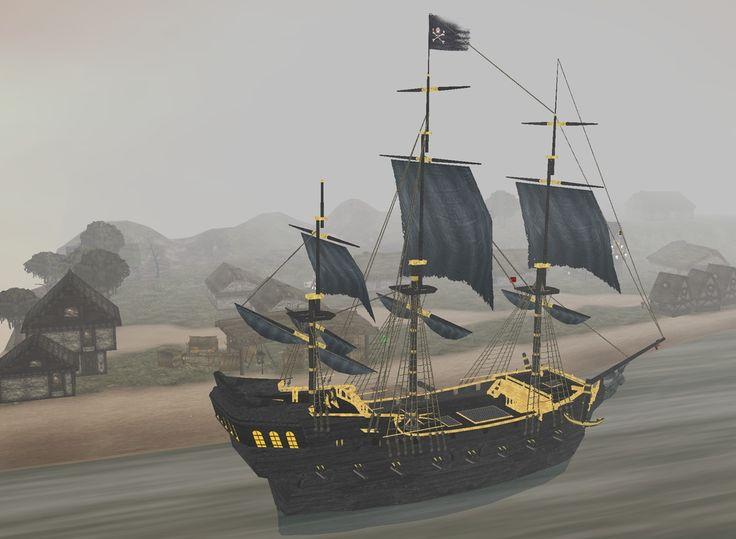 """Shipwrecked"""