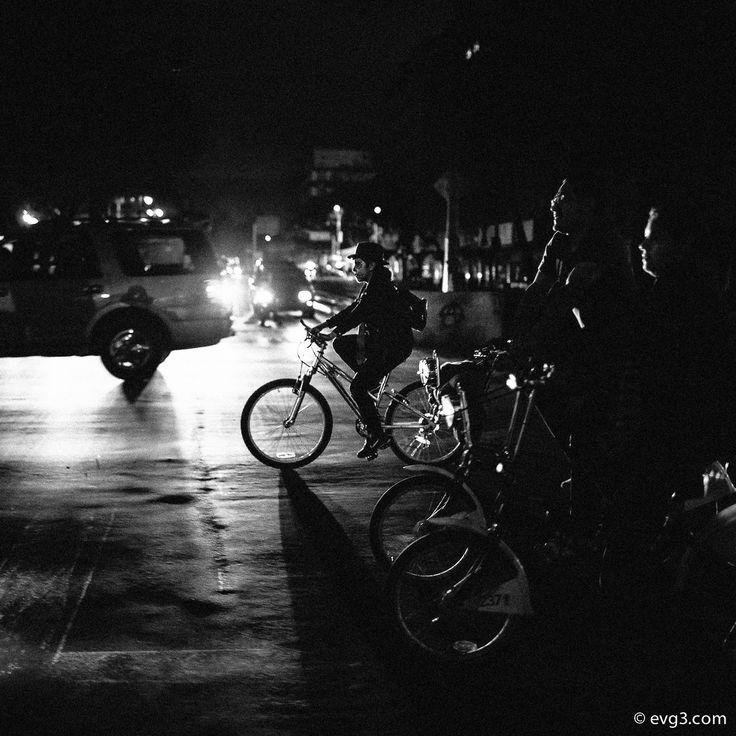 Previously on The Biking Dead… Night of the Dead Mexico City Series - Paseo Nocturno Noche de Muertos. By Abelardo Ojeda. #StreetPhotography #MexicoCity #Mexico #BlackandWhite #syncretism #sincretismo #festivities #photography #FotoUrbana