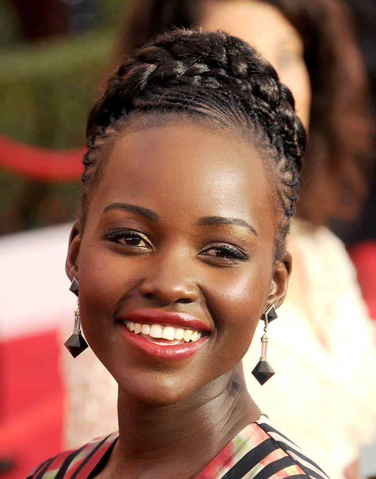 Lupita Nyongo Hair August 2017