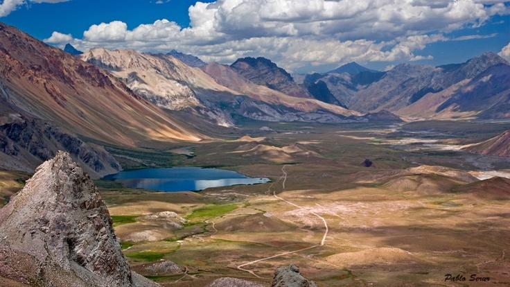 Valle Hermoso - Malargüe - Mendoza