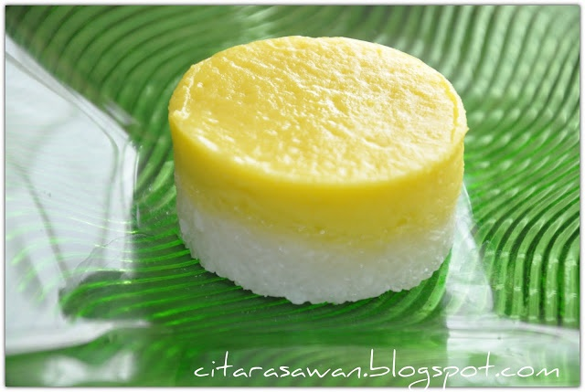 Recipes today - Kuih Serimuka Durian