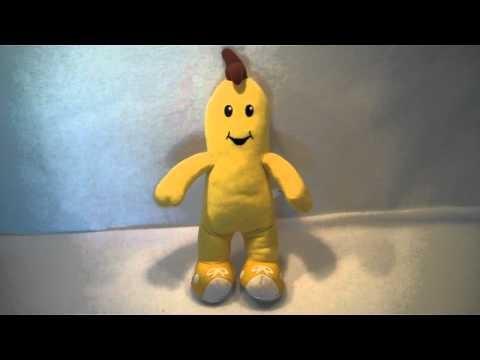 1995 Tomy Talking Singing Bananas In Pajamas