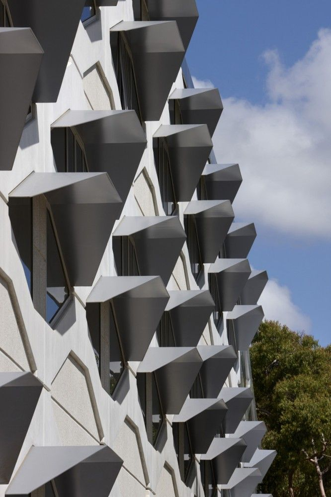 Biosciences Research Building / Lyons - Architects: Lyons  Location: Canberra, Australia  Year: 2012  Photographs: Dianna Snape