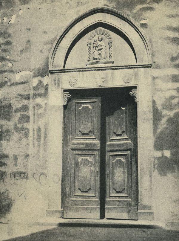 Флоренция. Церковь Сан Варнава / 2