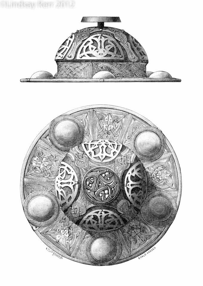 17 best saxon stuff images on pinterest celtic art for Saxon warrior tattoos