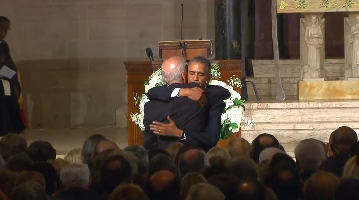 The President's Eulogy In Honor of Beau Biden | The Obama Diary