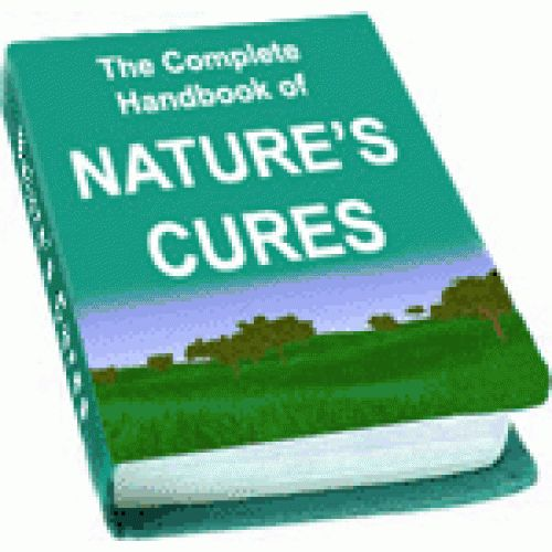 Handbook Of Natural Cures It is a distinct philosophy and science which strengthens the age-old faith in the correction of bodily disorders and restoration of health through elements freely available in nature.