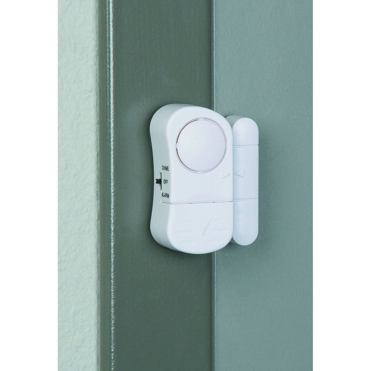 Window And Door Security Sensors