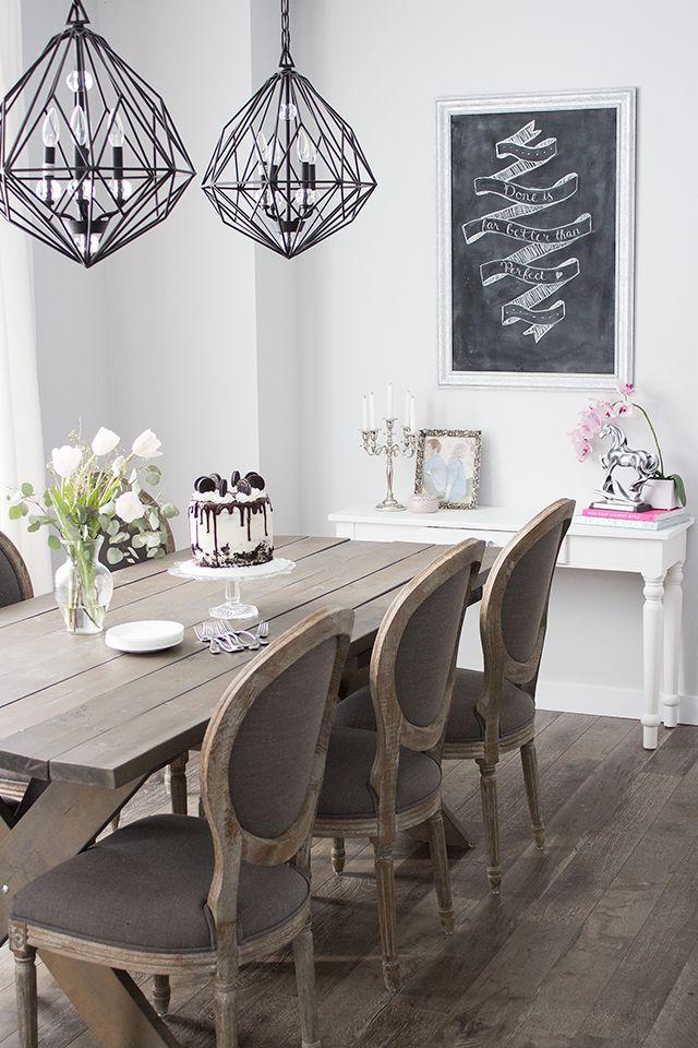 134 best SALLE À MANGER DINING ROOM images on Pinterest