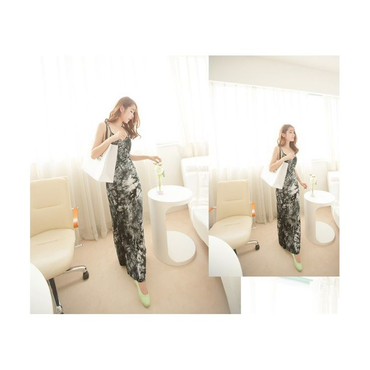 Abstract Long Dress LD166 Model  50036 Condition  New  LD166 Black-grey cotton bust80-116 length112 strap15 300gr Retail price IDR170,000	Reseller price IDR127,500	Wholesaler price IDR106,250