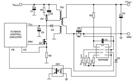 Secondary-Side Synchronous Rectification Driver for High