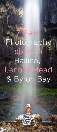7 best photography spots in Ballina, Lennox Head and Byron Bay