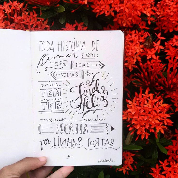 Handlettering por Diogo Ricardo | Jorge e Mateus