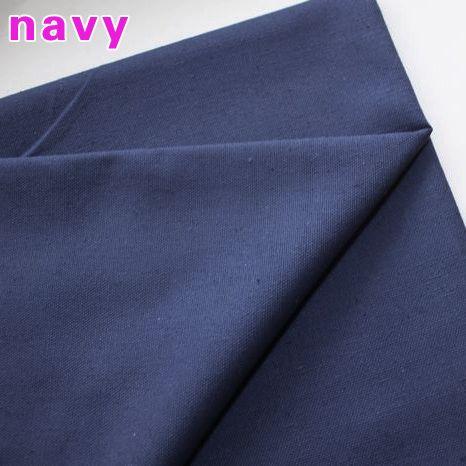 Темно-синий Обивка Холст, хлопок Утка ткани, хлопчатобумажная ткань, полотно ткани, 60 широкий продается оптом, Бесплатная доставка!