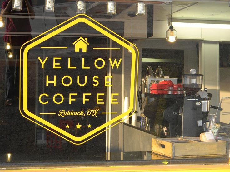 Yellow House Coffee