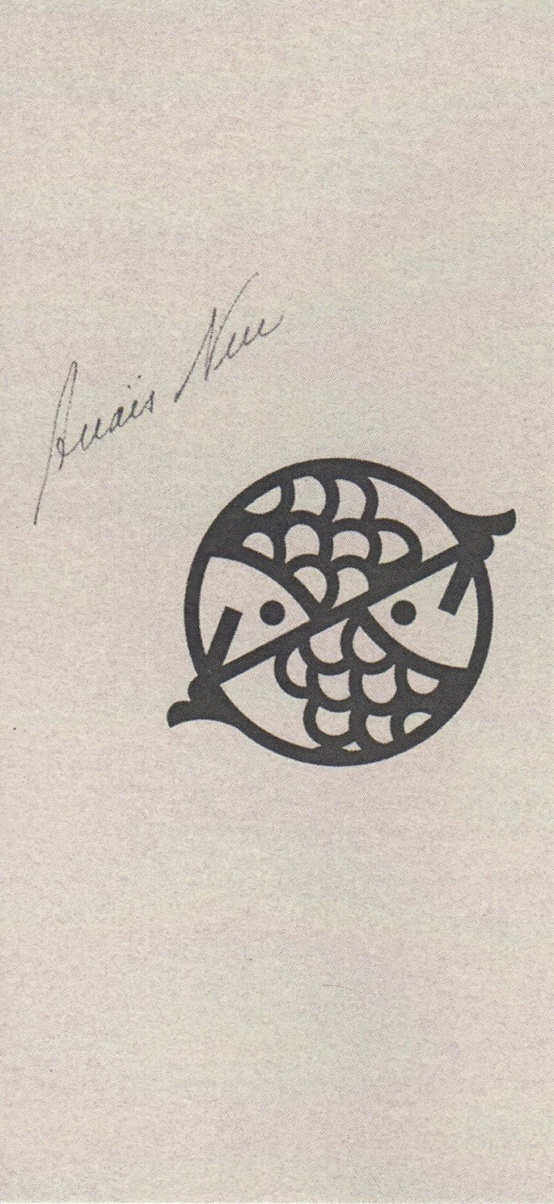 Pisces tattoo nice and simple the way i like it for Simple pisces tattoo