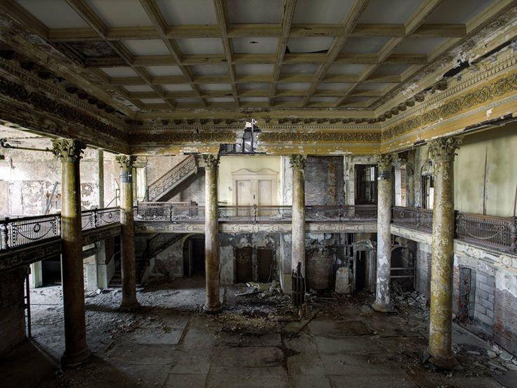 L'Amérique abandonnée du photographe Daniel Barter