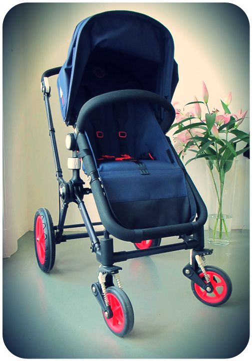 bugaboo special edition NEON POP available worldwide from May 2012  #bugaboo #special_edition #neon