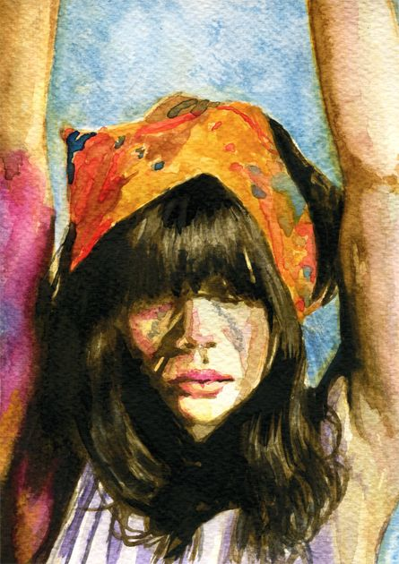 Bat for Lashes - by Karina Zyga (Vistingri)