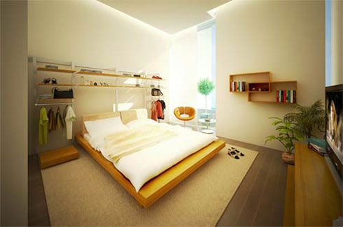 Kamar kost kalau gini dijamin bikin betah --> 40 Marvelous Bedroom Interior Design Ideas