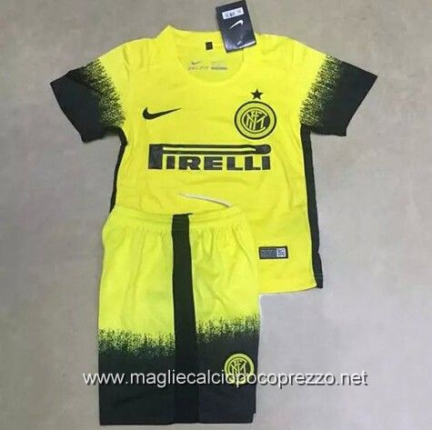 Nuova maglie calcio 2016 per maglia Bambino Inter 2016 Third