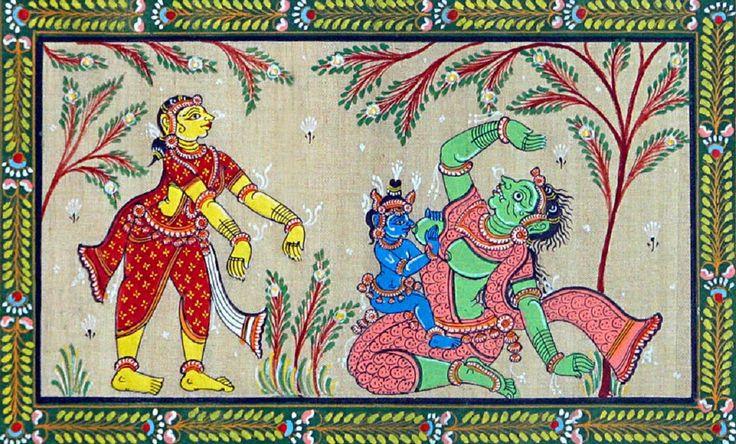 Krishna suckling life out of Putana https://plus.google.com/100863793077788090301/posts/7brPzy9srox