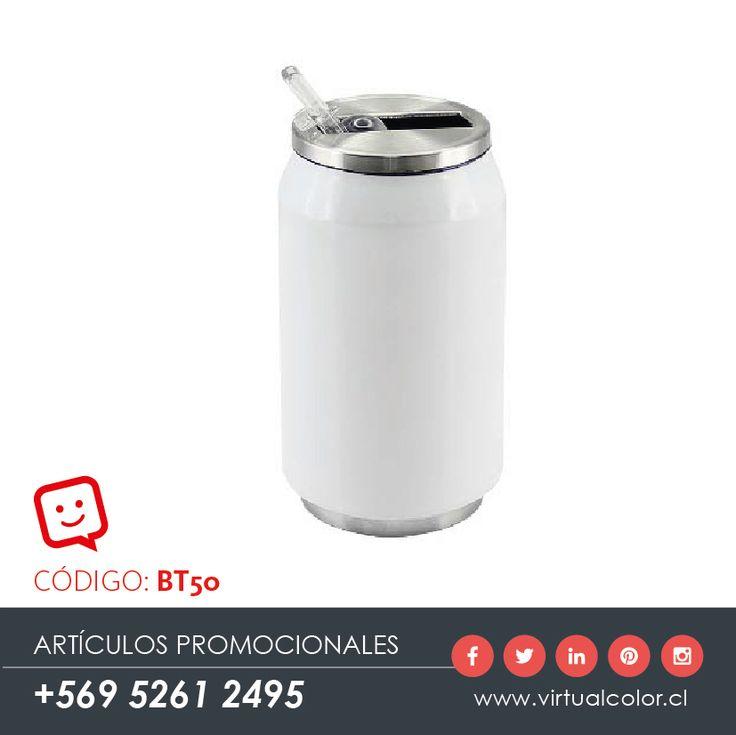 Artículos Promocionales - Productos Publicitarios - Botella Térmica Can
