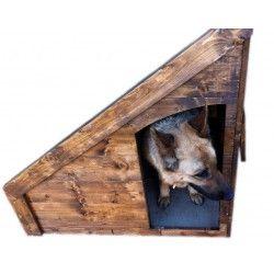 Cuccia in legno per sottoscala GRINCHIA